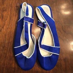🆕 Royal Blue Flats